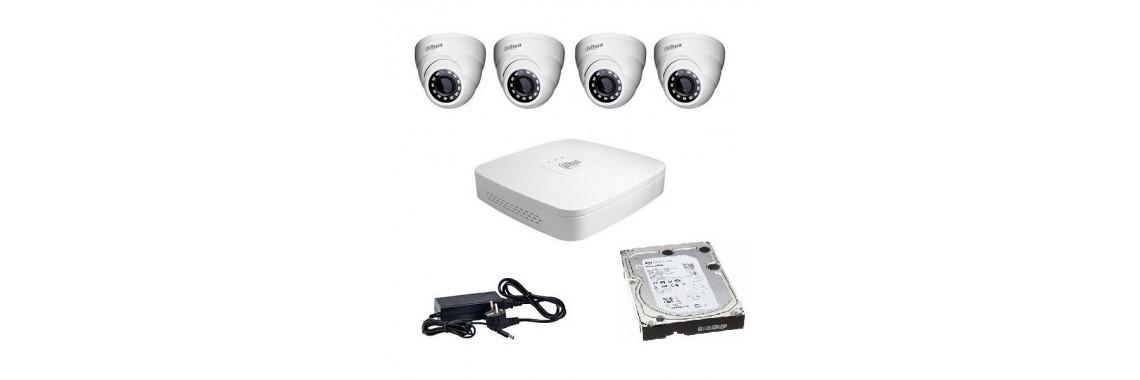 Комплект камери за видеонаблюдение