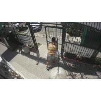 Заловен крадец с видеонаблюдение, изградено от DariAuto
